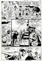 Green Lantern #80 p 3 (1970) Comic Art