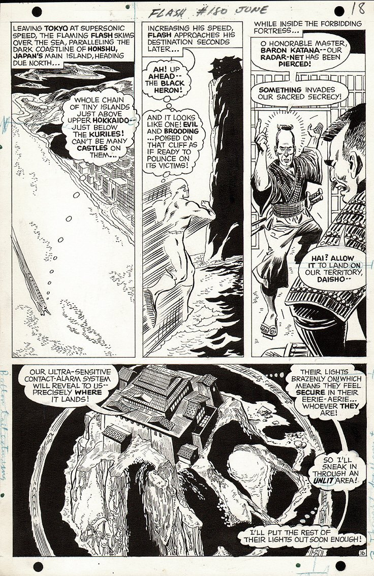 Flash #180 p 16 (1968)