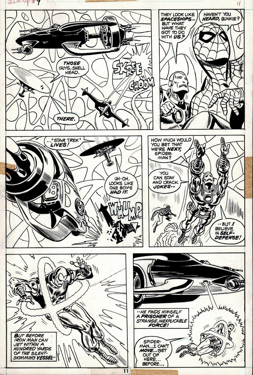 Marvel Team-Up #9 p 11 (1972)