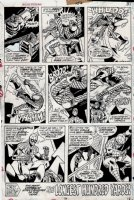 Amazing Spider-Man #152 Last Page (1975) Comic Art
