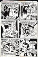 Amazing Spider-Man #173 p 14 (1977) Comic Art
