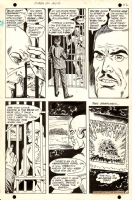 Flash Issue 190 Page 6 (1969) Comic Art