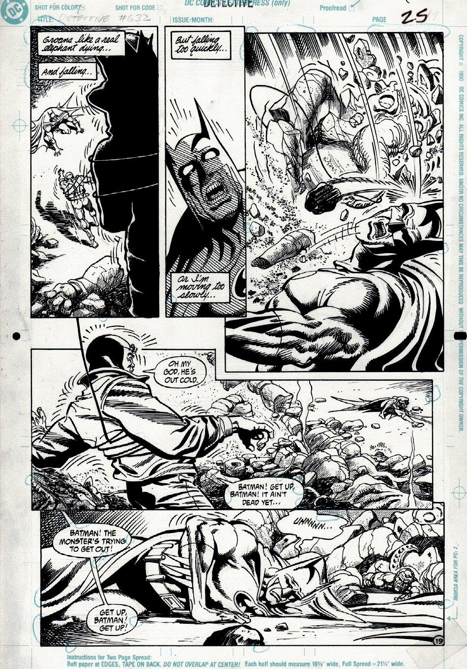 Detective Comics #632 p 19 (1991)