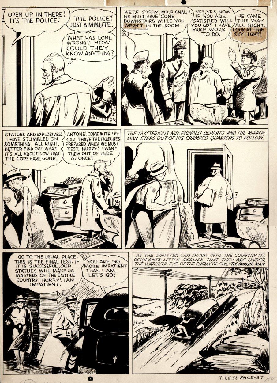 Tip Top Comics #58 p 37 (Large Art) 1940
