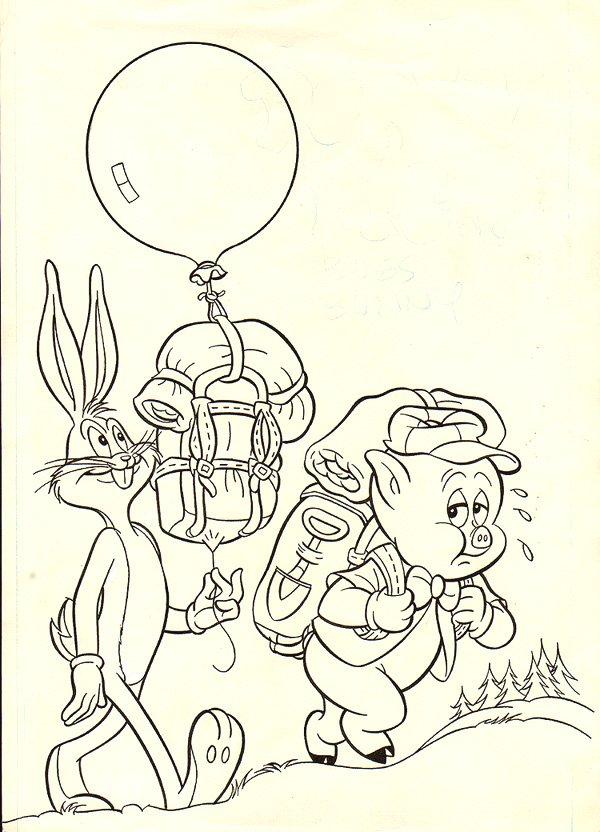 Porky Pig #66 Cover (1976)