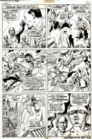 Incredible Hulk Issue 144 Page 12 (1971) Comic Art