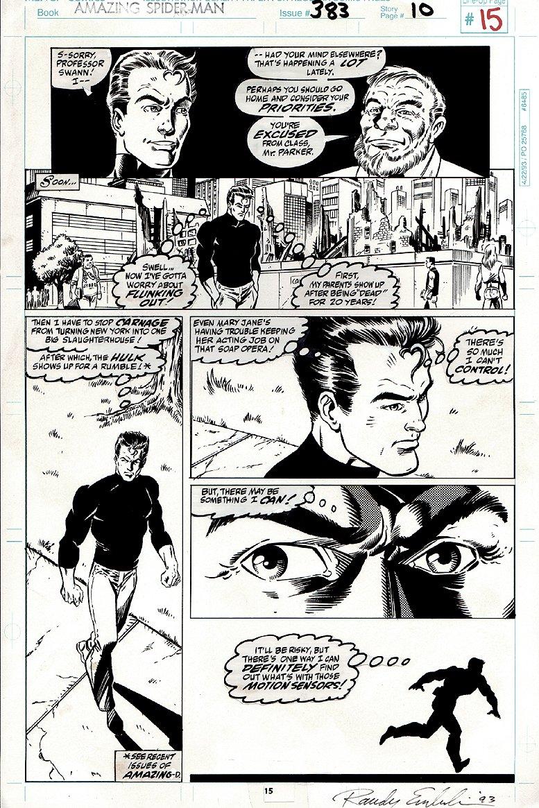Amazing Spider-Man #383 p 15 (1993)