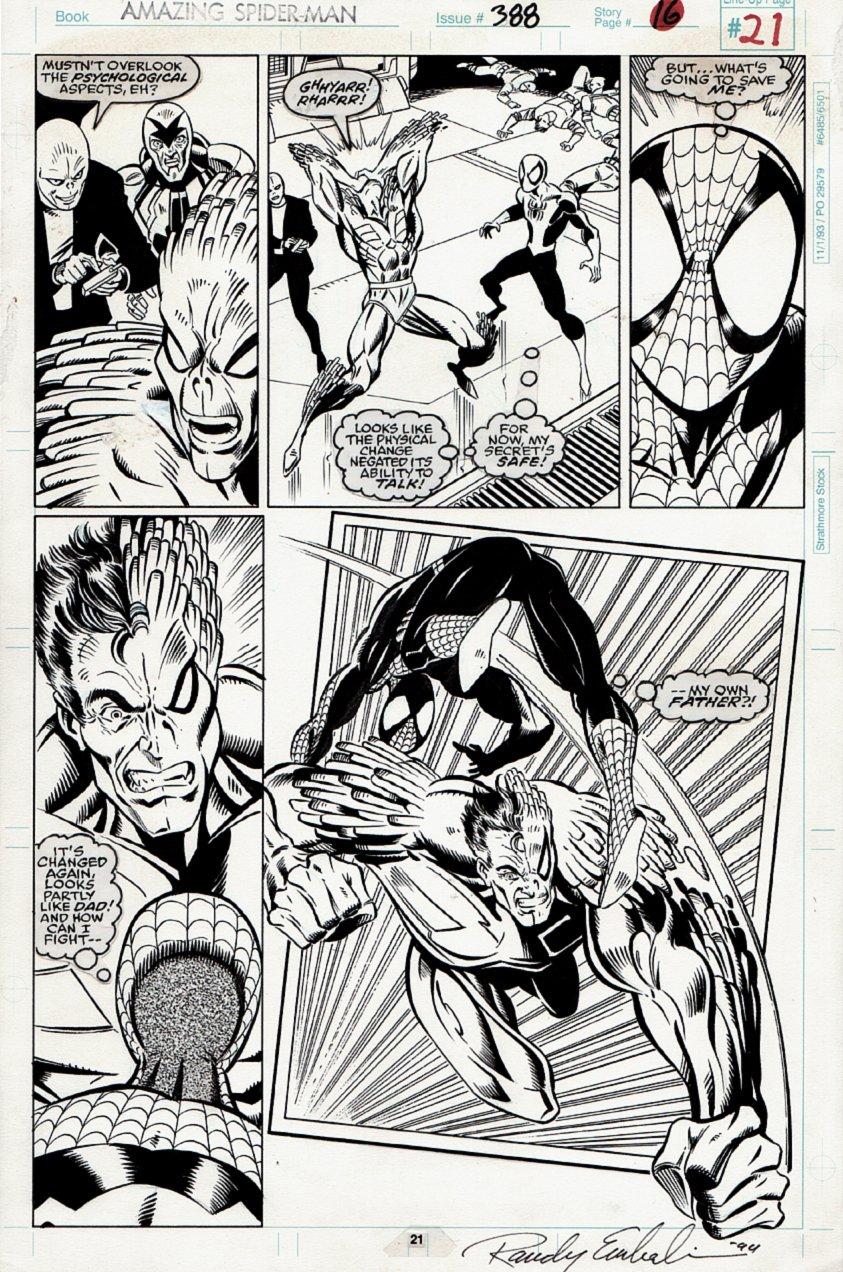 Amazing Spider-Man #388 p 21 (1993)