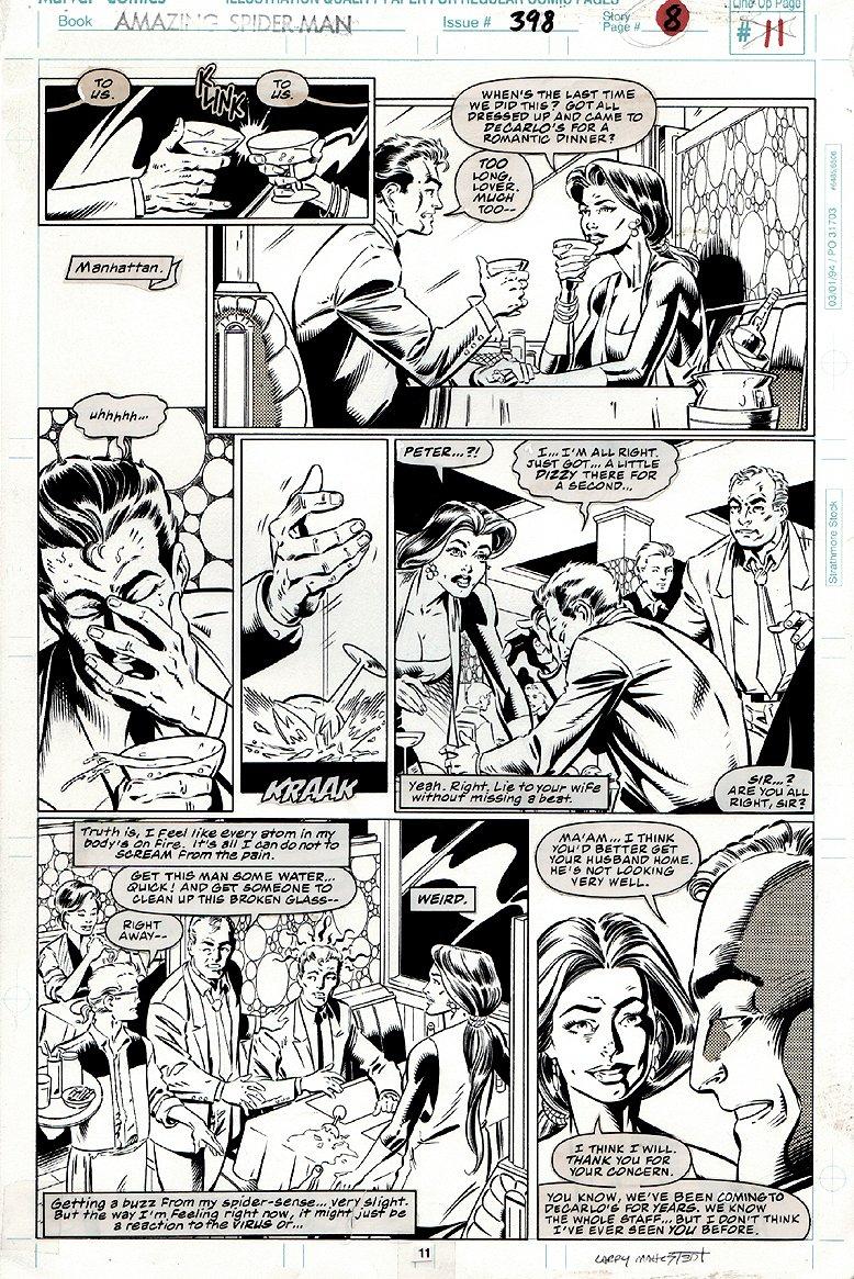 Amazing Spider-Man #398 p 11 (1994)