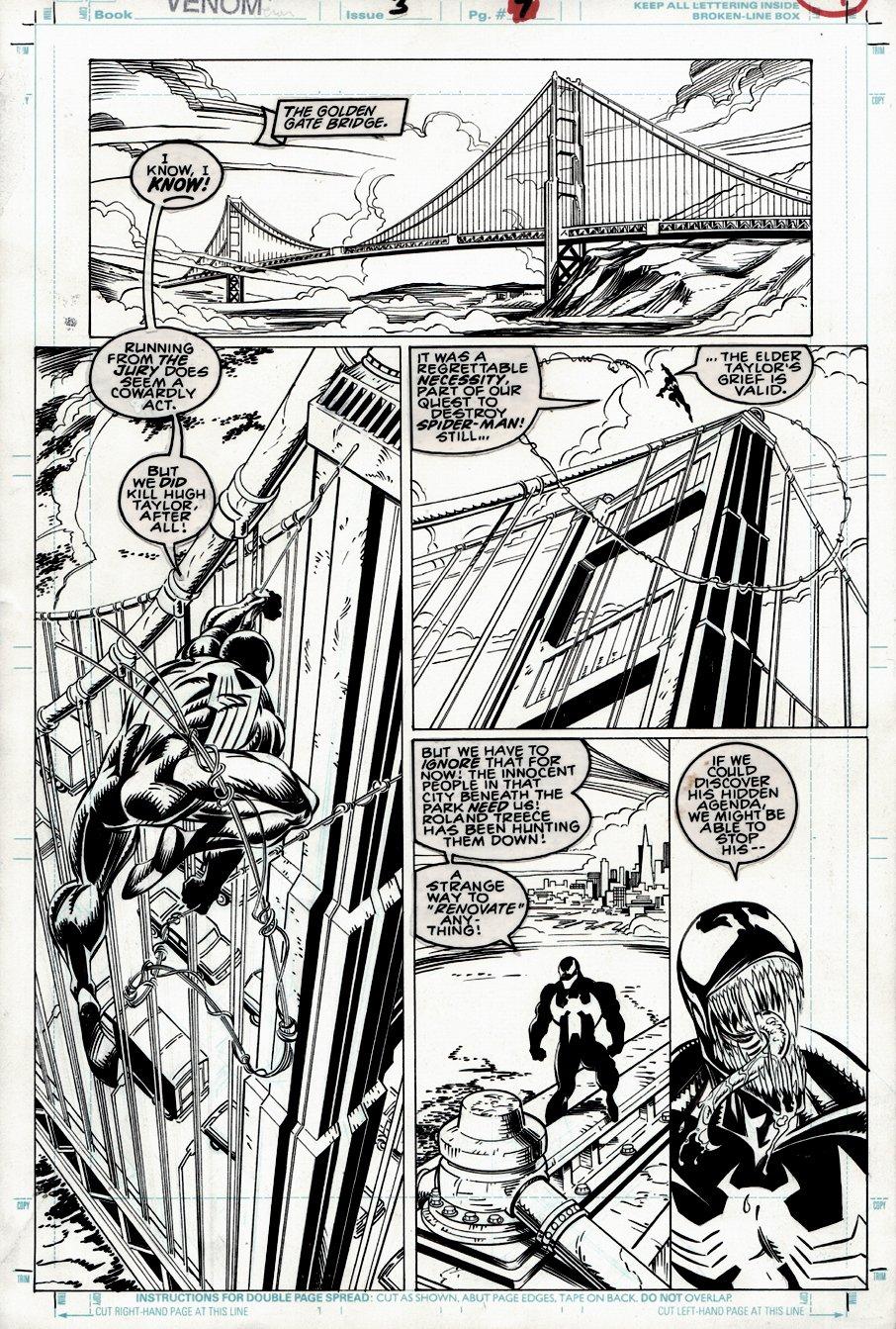 Venom: Lethal Protector #3 p 7 (1992)