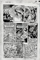 Swamp Thing #90 p 19 (1989) Comic Art