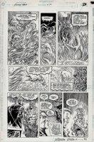 Swamp Thing #90 p 20 (1989) Comic Art