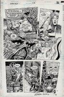 Swamp Thing #90 p 22 (1989) Comic Art