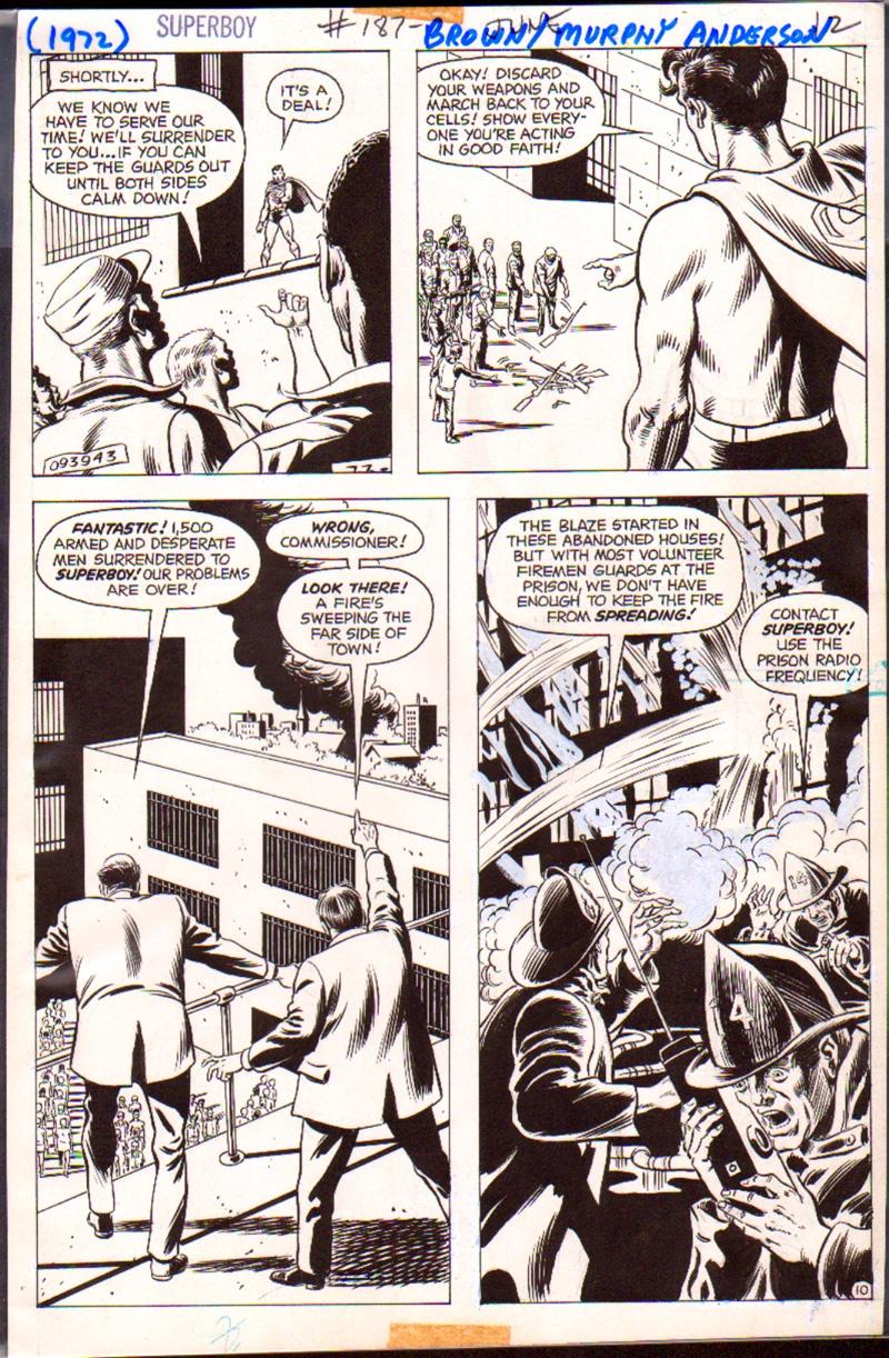 Superboy #187 p 10 (1972)