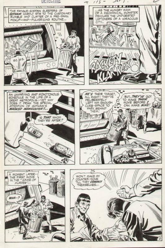 Superboy #188 p 2 (1972)