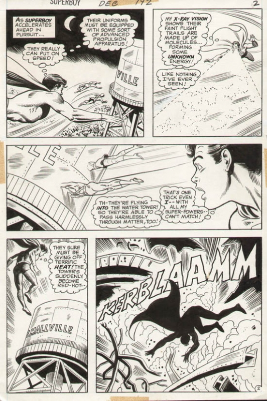 Superboy #1592 p 2 (1972)
