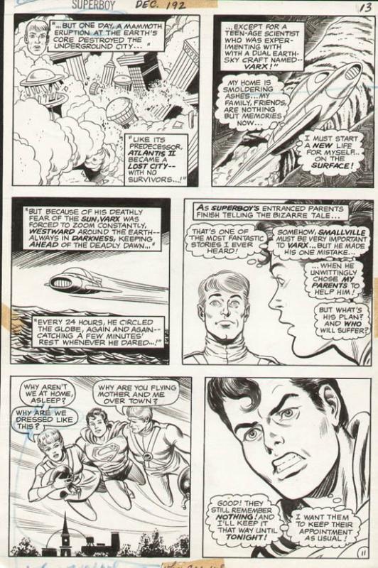 Superboy #192 p 11 (1972)