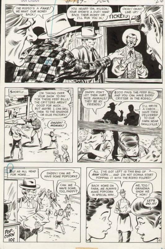 Superboy #187 p 6 (1972)