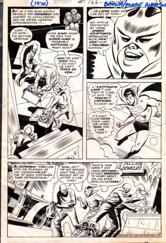 Superboy #166 p 4 (1970)