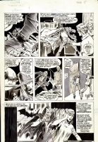 Dracula Lives Issue 11 Page 5 (1974) Comic Art