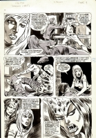 Dracula Lives Issue 11 Page 9 (1974) Comic Art