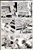 Detective Comics  Issue 415 Page 2 (1971) Comic Art