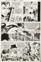 Superboy Issue 187 Page 11 (1972) Comic Art