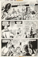 Superboy Issue 186 Page 15 (1972) Comic Art