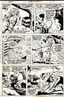 Daredevil #143 p 7 (1976)  Comic Art