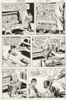 Superboy Issue 188 Page 2 (1972) Comic Art