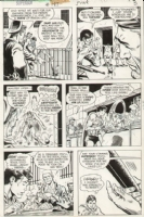 Superboy Issue 187 Page 3 (1972) Comic Art
