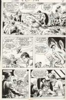 Superboy Issue 187 Page 4 (1972) Comic Art