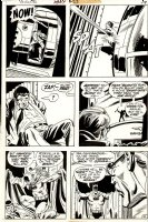 Detective Comics Issue 423 Page 12 (1972)  Comic Art