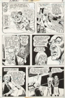 Superboy Issue 188 Page 4 (1972) Comic Art