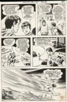 Superboy #175 p 20 (1971) Comic Art