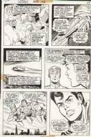 Superboy #192 p 11 (1972) Comic Art