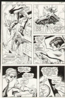 Superboy Issue 195 Page 10 (1973) Comic Art