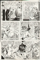 Superboy Issue 188 Page 5 (1972) Comic Art