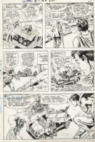 Superboy Issue 179 Page 3 (1971) Comic Art