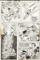 Superboy Issue 192 Page 8 (1972) Comic Art