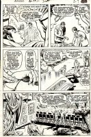 Superboy Issue 197 Page 3 (1973) Comic Art