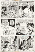 Superboy Issue 187 Page 5 (1972) Comic Art