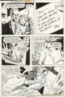 Superboy Issue 188 Page 8 (1972) Comic Art