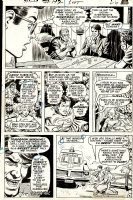 Superboy Issue 197 Page 5 (1973) Comic Art