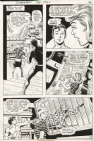 Superboy Issue 188 Page 10 (1972) Comic Art