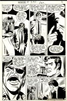 Detective Comics Issue 394 Page 6 (1969) Comic Art