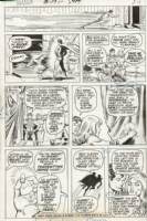 Superboy Issue 197 Page 7 (1973) Comic Art