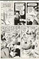 Superboy Issue 195 Page 12 (1973) Comic Art