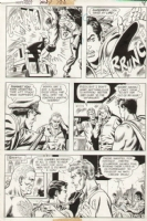 Superboy Issue 186 Page 8 (1972) Comic Art