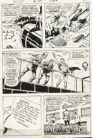 Superboy Issue 187 Page 13 (1972) Comic Art